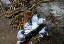 Covid-19 en India: el número de muertos en el país supera los 200.000 tras nuevo récord en un solo día