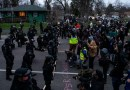 Minnesota moviliza la Guardia Nacional ante protestas por la muerte de un hombre en un incidente con la policía