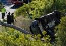 Accidente de Tiger Woods fue causado por la velocidad y la conducción insegura para las condiciones de la carretera, dice el sheriff