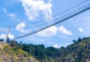 Portugal abre el puente colgante peatonal más largo del mundo