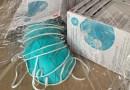 Autoridades han incautado más de 20 millones de mascarillas falsificadas desde principios de año