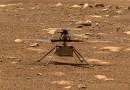 El primer vuelo del helicóptero Ingenuity en Marte podría suceder este lunes