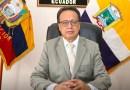 Muere por covid-19 el gobernador de la provincia de Napo, Edwin Tello