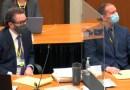 Derek Chauvin dijo a su supervisor que George Floyd se estaba 'volviendo loco' y los testigos eran hostiles