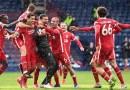 Alisson Becker, portero del Liverpool, anota el gol de la victoria en el último segundo del partido contra el West Bromwich Albion