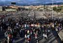 Alcaldesa de Bogotá informa posible primera muerte tras protestas en la capital colombiana