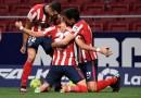 El Atlético de Madrid da un paso gigante hacia el título de liga