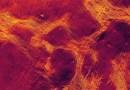 Venus podría seguir activo según indicaría el descubrimiento de movimiento tectónico