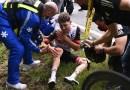 Detienen a la mujer que supuestamente provocó el accidente del Tour de Francia