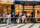 Las acciones de Burberry caen después de que su CEO renuncia para unirse a su rival
