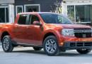 La Ford Maverick 2022 es una camioneta compacta con precio inferior a los US$ 20.000 y hasta 40 MPG