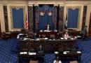 El proyecto de ley de los demócratas sobre la votación fue derrotado en el Senado por la oposición republicana