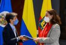Alcaldesa de Bogotá recibe a la presidenta de la CIDH y su delegación en el último día de visita de trabajo en Colombia