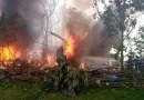 Hay al menos 45 muertos en accidente de un avión de la Fuerza Aérea de Filipinas