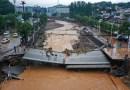 Las lluvias de 'una vez cada 1.000 años' devastaron el centro de China, pero se habla poco del cambio climático