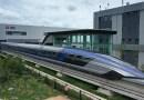 China estrena el tren más rápido del mundo