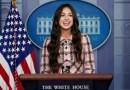 La estrella del pop Olivia Rodrigo visita la Casa Blanca para instar a los jóvenes a vacunarse contra el covid-19