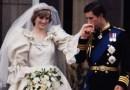 Subastarán una rebanada del pastel de boda de la princesa Diana