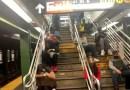 Así fue la experiencia de quedarse varado en el sistema de transporte de Nueva York durante las inundaciones