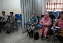 Con cortinas separan a estudiantes afganos de ambos sexos mientras inicia un nuevo gobierno de los talibanes