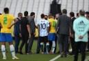 Partido entre Brasil y Argentina queda suspendido, dice la Conmebol
