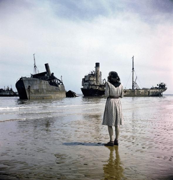 12 fotos nunca antes vistas da Europa pós II Guerra Mundial