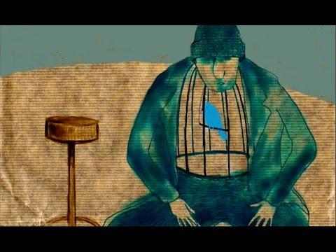 A incrível animação O Pássaro Azul, inspirada no poema de Charles Bukowski