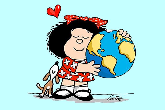40 Frases De Mafalda Que Vão Te Fazer Rir E Refletir Sobre A Vida