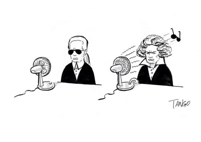 30 ilustrações divertidas para descontrair