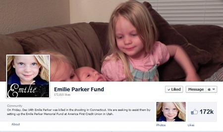 emilie parker fund page