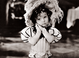 Shirley Temple: The Unwitting Coquette