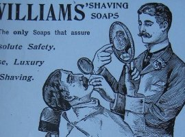 The Erotics of Shaving in Victorian Britain