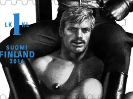 Male Order: Tom of Finland and the Queer Iconography of Postage Stamps