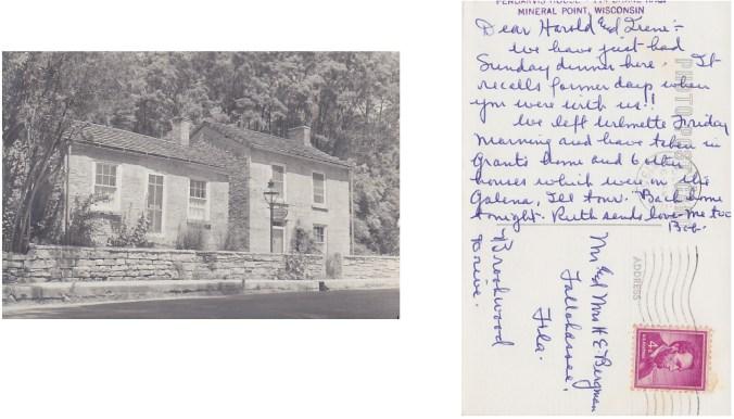 Pendarvis Postcard