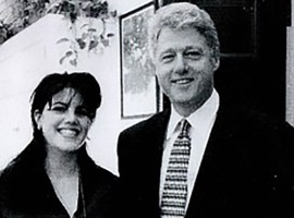 """I Had the First Orgasm"": Monica Lewinsky & the Politics of Heterosexuality in the 1990s"