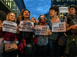 """To Love Without Fear"": Feminist and LGBTQ Mobilizations in Brazil"
