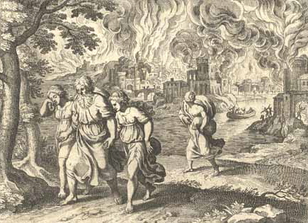 merian_escape_of_lot_from_sodom
