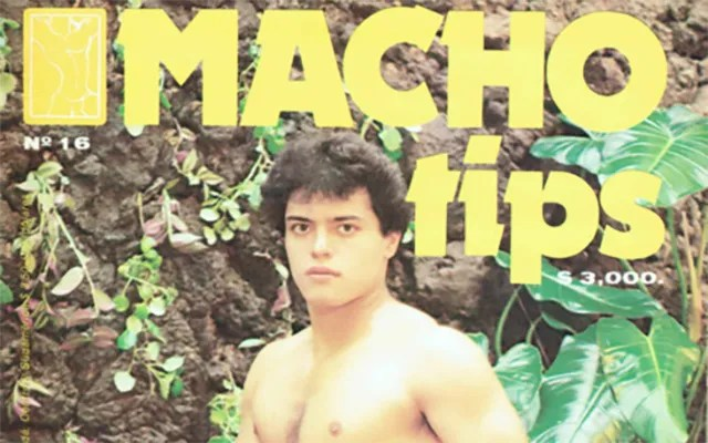Macho Tips: The Erotics of the Mexican Body in a Gay Magazine