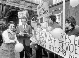 Joke Swiebel: A Lifetime of Dutch Gay Activism