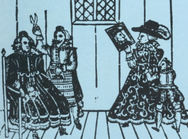 'She rose in the Morning of a contrary Sex': Stories from Early Modern Wonder Books