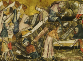 'Behaviour Which Merits a Horrible and Wretched Death': Sex, Sin and the Black Death in Medieval England