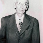 Pastor J.E. Vaughn