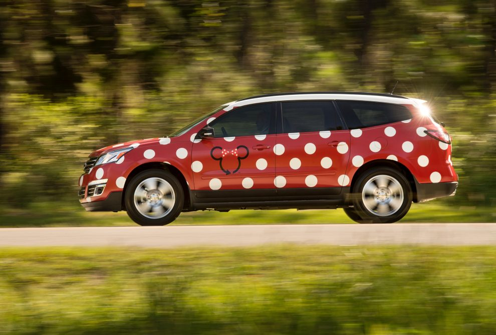 Disney adds 6th resort to Minnie Van service