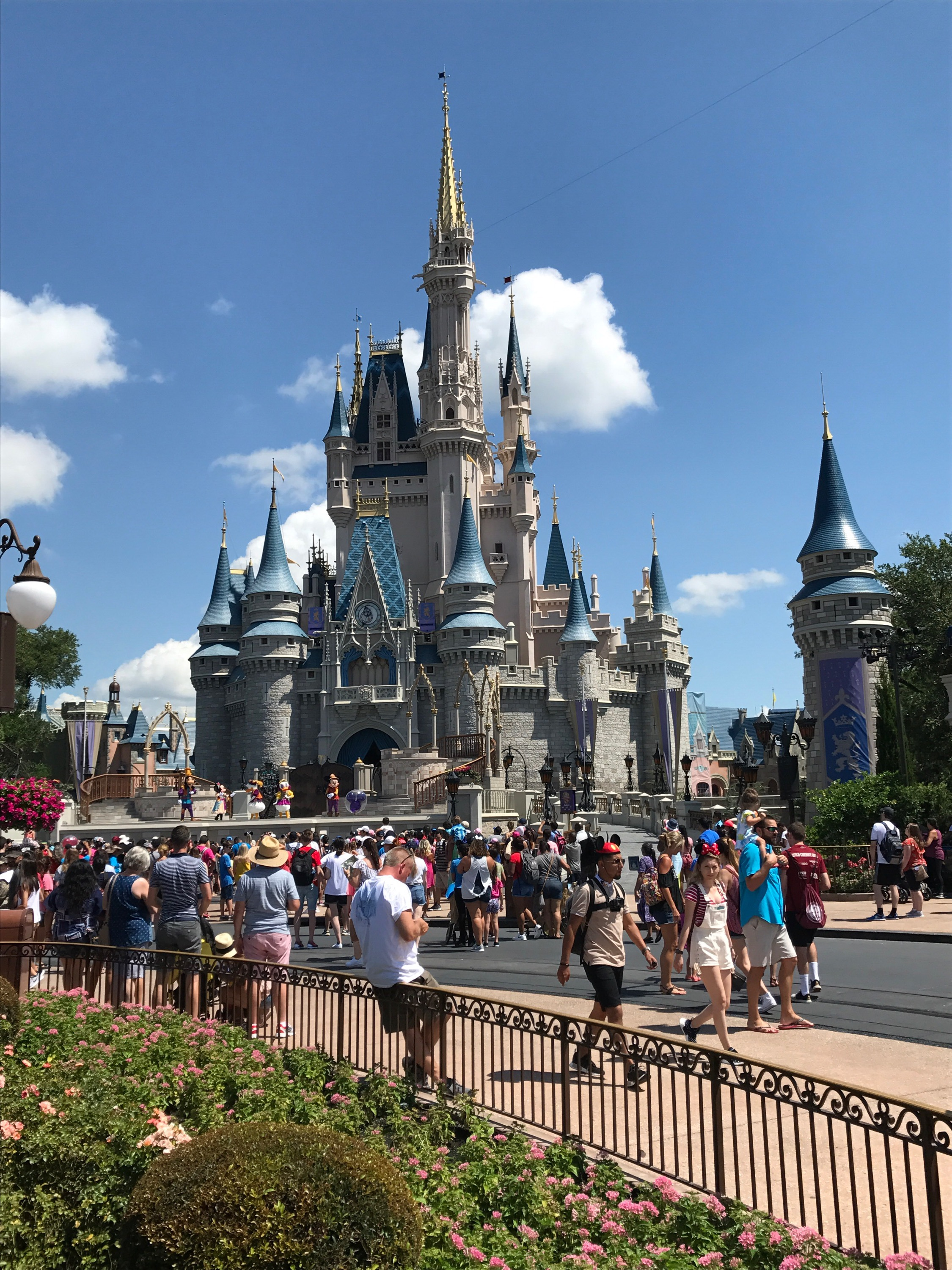 Walt Disney World Stress-Free 1 Day Plans
