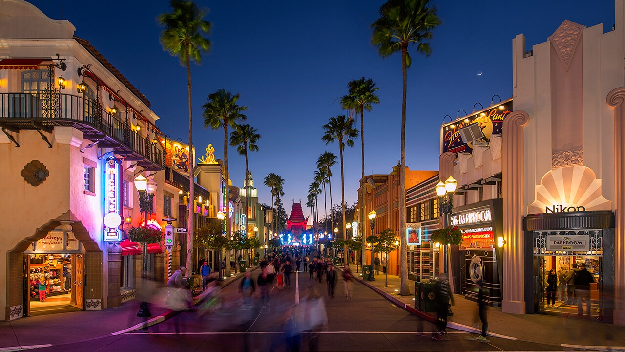 Hollywood Studios: Stress-Free 1/2 Day Plan