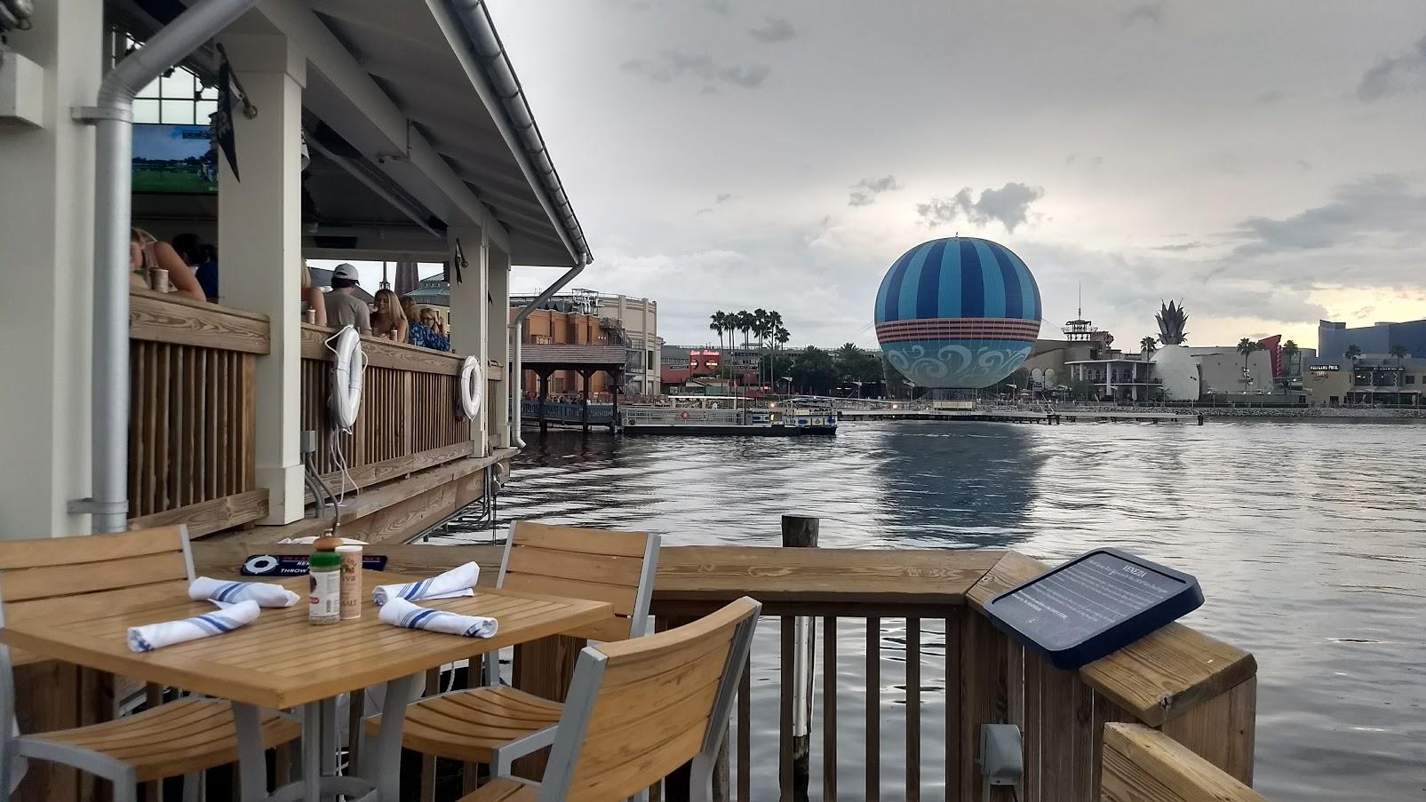 A Cynical Trip: Disney Springs