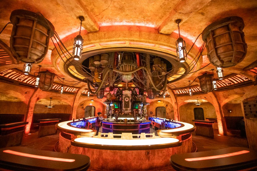 Star Wars Galaxy's Edge Reservations Available at Walt Disney World
