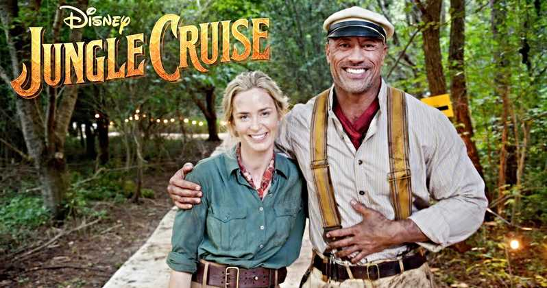 Jungle Cruise | Official Trailer