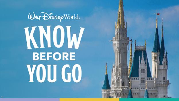 Walt Disney World Releases More Details on Park Reservation System.
