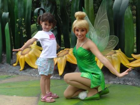 Meeting TinkerBell